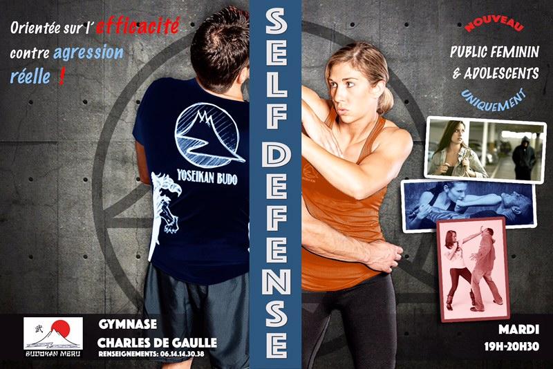 self-défense