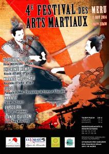 4e festival arts martiaux affiche 212x300
